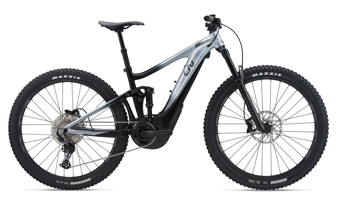 Liv Intrigue X E+ 3 - 625 Wh - 2021 - 29 Zoll - Fully