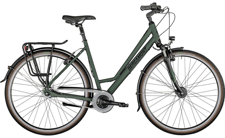 Bergamont Horizon N7 CB Amsterdam green - 2021 - 28 Zoll - Damen Sport