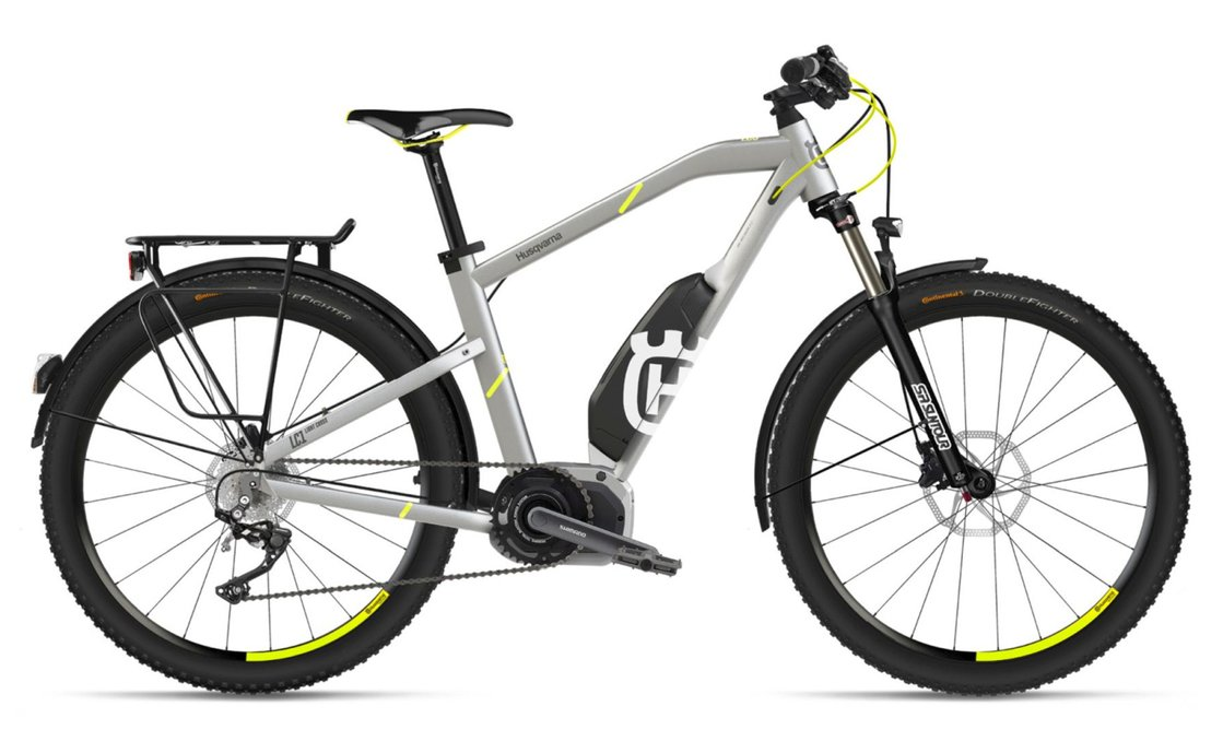 Husqvarna Light Cross LC1 Allroad - 504 Wh - 2019 - 27,5 Zoll - Diamant