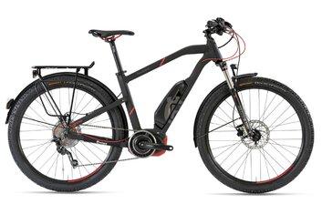 Shimano Steps E6000 - E-Bike-Pedelec - Husqvarna Light Cross LC2 Allroad - 504 Wh - 2019 - 27,5 Zoll - Diamant