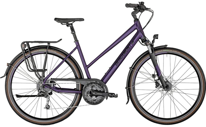 Bergamont Horizon 6 Lady violet - 2021 - 28 Zoll - Tiefeinsteiger
