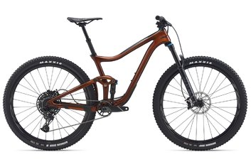 2020 - Fully - Giant Trance Advanced Pro 29 2 - 2020 - 29 Zoll - Fully