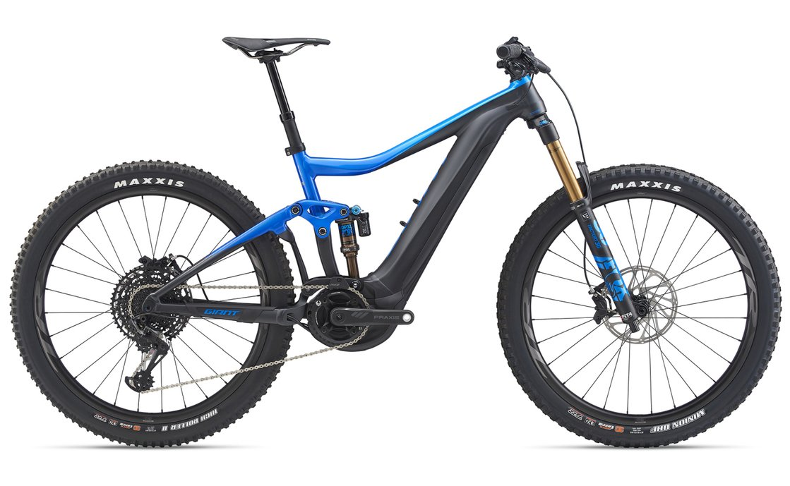 Giant Trance E+ 0 Pro - 500 Wh - 2020 - 27,5 Zoll - Fully