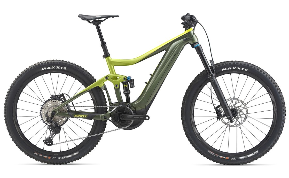 Giant Trance E+ 1 Pro - 500 Wh - 2020 - 27,5 Zoll - Fully