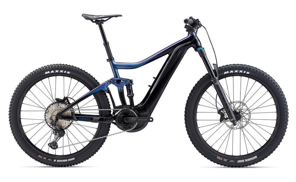 Giant Trance E+ 2 Pro - 500 Wh - 2020 - 27,5 Zoll - Fully