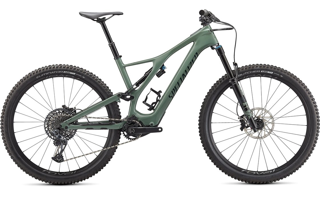 Specialized Turbo Levo SL Expert Carbon - 320 Wh - 2021 - 29 Zoll - Fully