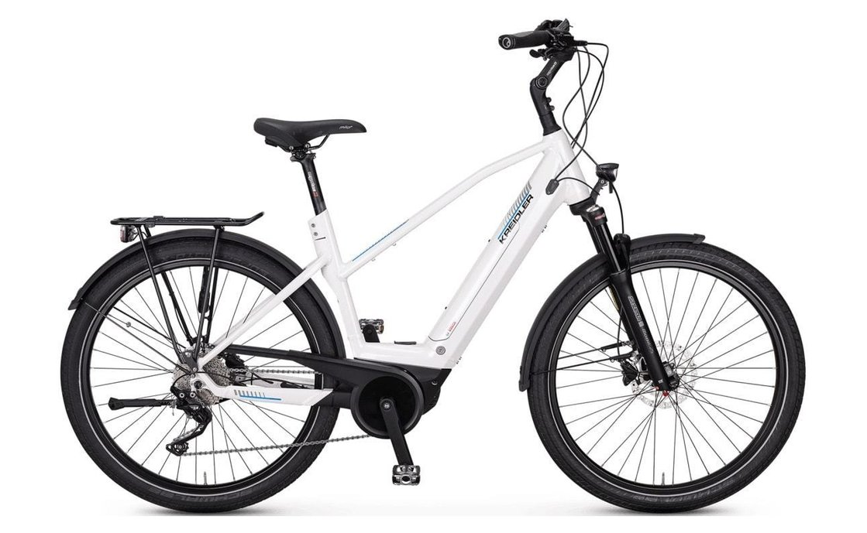 Kreidler Vitality Eco 10 - 482 Wh - 2020 - 27,5 Zoll - Damen Sport