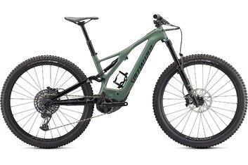 E-Bike Enduro - Specialized Turbo Levo Expert Carbon - 700 Wh - 2021 - 29 Zoll - Fully