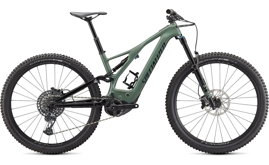 Specialized Turbo Levo Expert Carbon - 700 Wh - 2021 - 29 Zoll - Fully