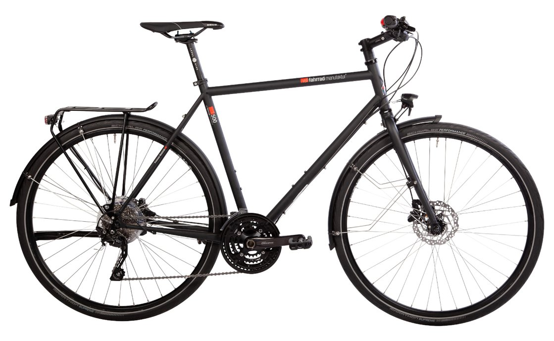 VSF-fahrradmanufaktur T-500 Kette Disc - 2020 - 28 Zoll - Diamant