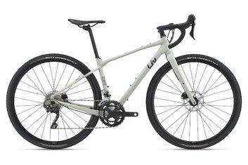 Liv - Cyclocross - Liv Devote 1 - 2021 - 28 Zoll - Diamant