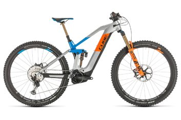 Cube - Fully - E-Bike-Pedelec - Cube Stereo Hybrid 140 HPC Actionteam 625 - 625 Wh - 2020 - 29 Zoll - Fully