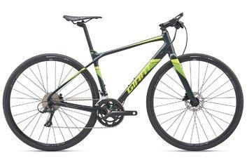 Giant - Crossbikes-Fitnessbikes - Giant FastRoad SL 2 - 2019 - 28 Zoll - Diamant