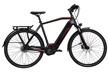 E-Bike City - Hercules Futura Sport I-F8 - 500 Wh - 2019 - 28 Zoll - Diamant