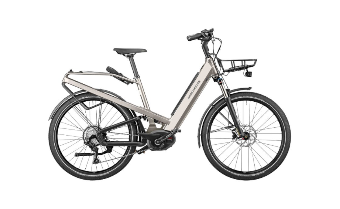 Riese und Müller Culture GT touring - 500 Wh - 2020 - 27,5 Zoll - Fully
