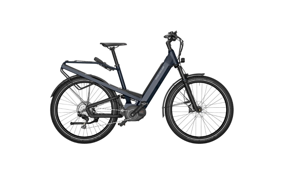 Riese und Müller Homage GT touring - 500 Wh - 2020 - 27,5 Zoll - Fully