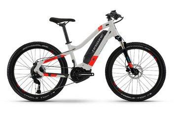 24 Zoll - Fahrräder - Haibike HardFour - 400 Wh - 2021 - 24 Zoll - Diamant