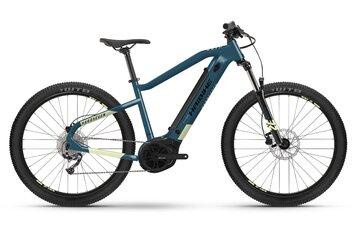 Haibike - E-Bike Hardtail - Haibike HardSeven 5 - 500 Wh - 2021 - 27,5 Zoll - Diamant