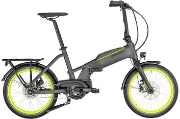 Bergamont - 20 Zoll - E-Bike-Pedelec - Bergamont Paul-E EQ Edition - 418 Wh - 2021 - 20 Zoll - Faltrahmen
