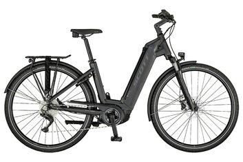 Scott - E-Bike Trekking - Scott Sub Sport eRIDE 20 Unisex - 625 Wh - 2021 - 28 Zoll - Tiefeinsteiger
