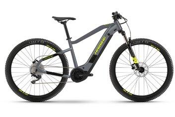 E-Bike Hardtail - Haibike HardNine 6 - 630 Wh - 2021 - 29 Zoll - Diamant