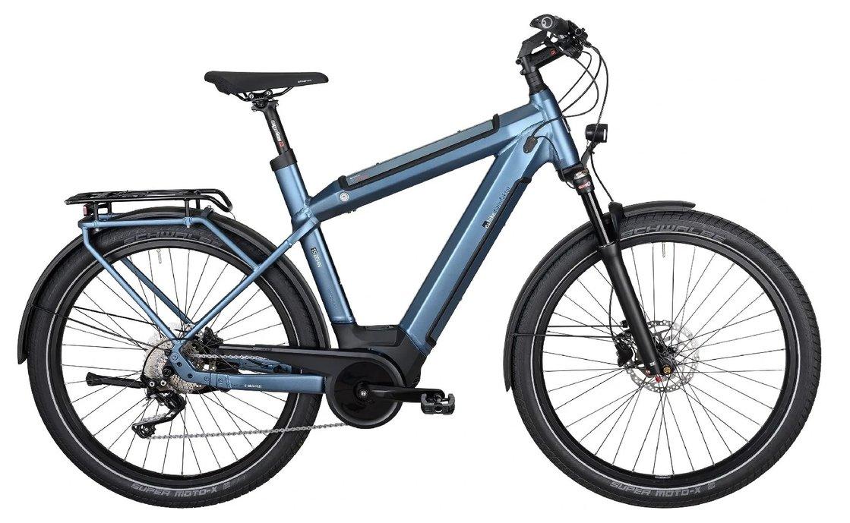 E-Bike Manufaktur 15ZEHN EXT - 1100 Wh - 2020 - 27,5 Zoll - Diamant