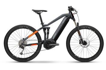 27,5 Zoll - E-Bike MTB - Haibike FullSeven 4 - 500 Wh - 2021 - 27,5 Zoll - Fully