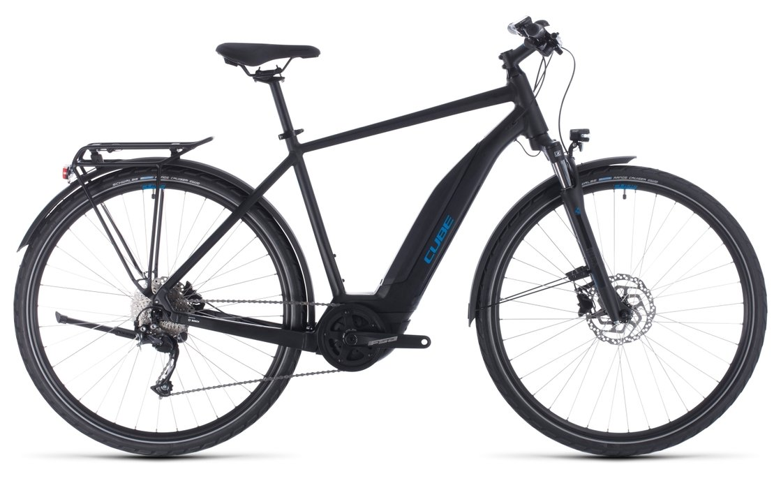 Cube Touring Hybrid One 400 - 400 Wh - 2020 - 28 Zoll - Diamant