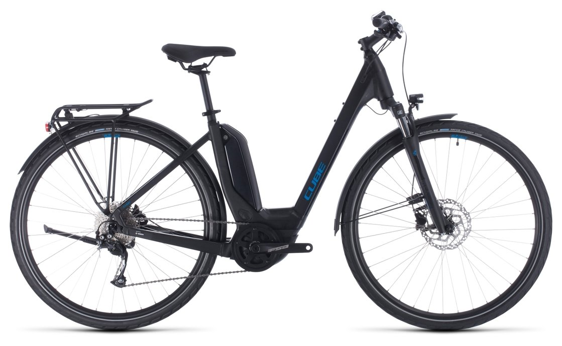 Cube Touring Hybrid One 500 - 500 Wh - 2020 - 28 Zoll - Tiefeinsteiger