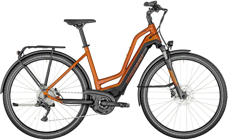 Bergamont E-Horizon Edition Amsterdam orange - 625 Wh - 2021 - 28 Zoll - Damen Sport