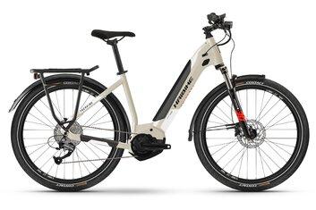 Tiefeinsteiger - Fahrräder - Haibike Trekking 4 - 500 Wh - 2021 - 27,5 Zoll - Tiefeinsteiger