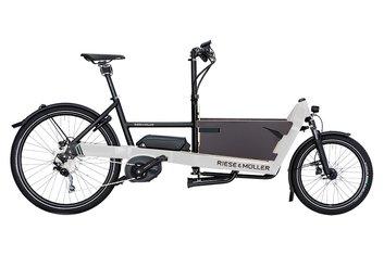 Riese und Müller - Lastenfahrräder - Riese und Müller Packster 40 touring - 1000 Wh - 2019 - 26 Zoll - Sonstiges