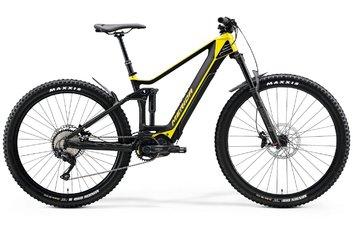 Merida - E-Bike-Pedelec - Merida eONE-Forty 5000 - 504 Wh - 2020 - 29 Zoll - Fully