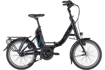 E-Bike Faltrad-Klapprad - Hercules Rob Fold R7 - 400 Wh - 2021 - 20 Zoll - Faltrahmen