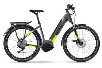 Damen - Haibike - E-Bike Trekking - Haibike Trekking 6 - 500 Wh - 2021 - 27,5 Zoll - Tiefeinsteiger