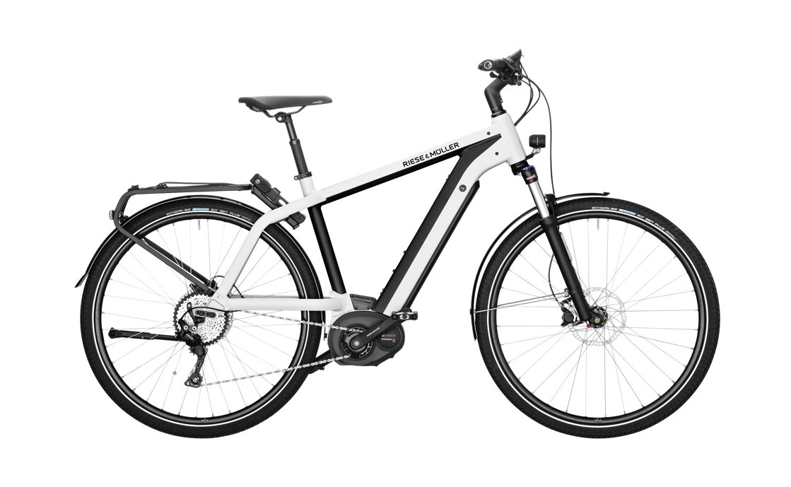 Riese und Müller Charger touring - 500 Wh - 2019 - 28 Zoll - Diamant