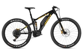 Ghost - Fully - E-Bike-Pedelec - Ghost Hybride SL AMR S3.7+ AL - 504 Wh - 2019 - 29 Zoll - Fully