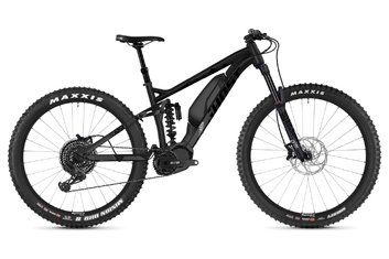 Ghost Hybride SL AMR - Ghost Hybride SL AMR X S4.7+ AL - 504 Wh - 2019 - 29 Zoll - Fully