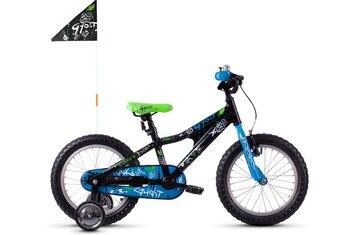 Ghost - Kinderfahrräder - Ghost POWERKID AL 16 K - 2021 - 16 Zoll - Diamant