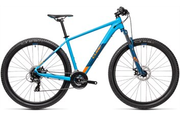 Mountainbikes - Cube Aim - 2021 - 29 Zoll - Diamant