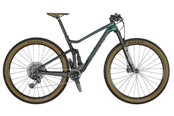 Mountainbikes - Scott Spark RC 900 Team Issue AXS prz - 2021 - 29 Zoll - Fully