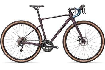 Damen - Gravel Bikes - Cube Nuroad WS - 2021 - 28 Zoll - Diamant