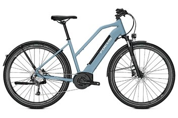 Damen - Focus - E-Bike Trekking - Focus Planet2 5.9 - 625 Wh - 2020 - 28 Zoll - Damen Sport
