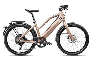 Damen - Reiseräder - Stromer ST1 X - 814 Wh - 2019 - 26 Zoll - Damen Sport