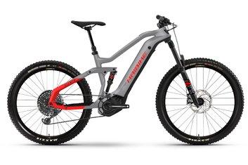 Yamaha - E-Bike-Pedelec - Haibike AllMtn 6 - 600 Wh - 2021 - 29/27,5 Zoll - Fully