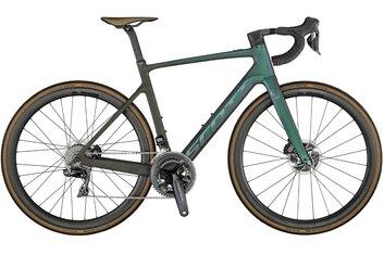 Ebikemotion - E-Bike Rennräder - Scott Addict eRIDE Premium - 250 Wh - 2021 - 28 Zoll - Diamant