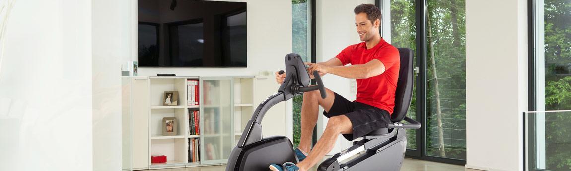 Abnehmen Heimtrainer Fitness