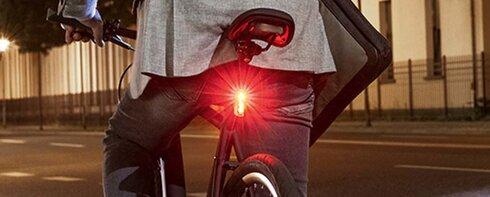 Welche Fahrradbeleuchtung?