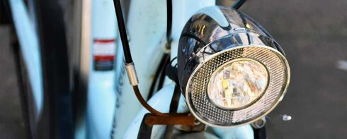 StVZO konforme Fahrradbeleuchtung